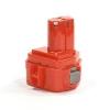 Batterie (12V ; NiMH) pour Makita 1050D / 4013D / 4331D / 6213D / 6214D / 6216D / 6217D / 6223D / 6227D / 6270D / 6271D / 6313D / 6314D / 6316D / 6317D / 6319D / 6327D / 6835D / 6911HD / 6911HDA / 6911HDWA / 6911HDB / 6911HDWB / 6914D