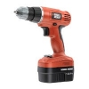 Black & Decker EPC14CABK Perceuse sans fil avec 2 batteries (14.4V)