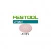 Abrasifs STF D225 / 8 P80 CR / 25