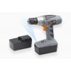 Meister – Basic – BAS180-2B – Visseuse sans fil – 2 batteries 18 V incluses (Import Allemagne)