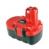 Batterie type BOSCH 2 607 335 535, 18.0V, 2000mAh, Ni-Cd