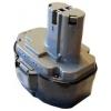 Batterie type MAKITA 1834, Haute capacité, 18.0V, 3000mAh, Ni-MH