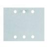 Bosch – 2608607451 – Feuille abrasive – 10 pièces – 115 x 140 mm – Grain 80 (Import Allemagne)