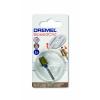 Dremel – SpeedClic / 2615S402JB – Support mandrin – 1 pièce (Import Allemagne)