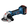 Bosch pro meuleuse angulaire sans fil gws 18 v-li professional 2 x 4.0ah 060193a374 (Import Grande Bretagne)