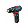 BOSCH GSB 10,8-2-LI: Perceuse-visseuse a percussion sans fil GSB 10,8-2-LI Professional + 2 BATTERIES 1.3 Ah + L-BOXX
