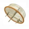 Silverline 633706 Scie-cloche multi-diamètre avec cache poussières