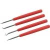 Sam outillage – 1386-J4 – Jeu de 4 accessoires micro-mécaniques pour soudure