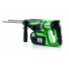 Hitachi DH 25 DAL Marteau perforateur/burineur sans fil SDS-Plus Batterie Li-Ion 25,2 V / 3 Ah (Import Allemagne)