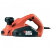 Black & Decker KW750K Rabot 750 W