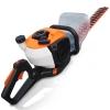 Timbertech® – Taille-haies à essence – HS25 – 900 Watts – 25,4 cm³ – vitesse moteur max : 8500 /min-¹ – Longueur de la lame : 55 cm