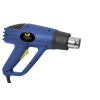 Décapeur thermique 2 vitesses 1350W/2000W + mallette de transport + 5 accessoires