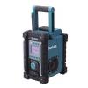 Makita BMR 100 blau Baustellenradio