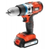 Black & Decker EGBHP188BK Perceuse sans fil 18 volts Lithium