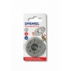 Dremel S545 Disque diamant EZ speedclic matériaux 38 mm