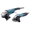 Lot de 2 meuleuses : 125 mm + 230 mm MAKITA