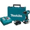 makita visseuse à chocs makita sans charbon btd129rfe (lxdt08) 18v lxt