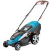 Gardena – 4041-20 42 A LI Power MAX – Tondeuse à Gazon Poussée Sans Fil / Batterie – Mulching – Coupe 42 cm