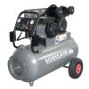Compresseur 100 Litres en V Bicylindre en fonte 230Vmono