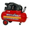 Mecafer 425215 Compresseur 100 L 2 hp v fonte