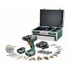 Bosch – Toolbox – Perceuse visseuse sans fil – PSR 14,4 LI-2 – 14,4V – 2 vitesses – Lithium-Ion (2 batteries) – 0603973408