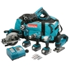 Makita Coffret 6 Machines 18v Li-ion 3.0ah Makita