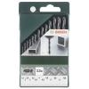 Bosch 2609255031 Jeu de forets métal HSS-R 13 pièces