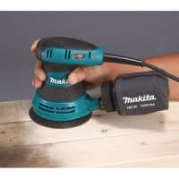 BO5031K Ponceuse Excentrique 300W Ø 125 mm Makita