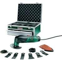 Outil multifonctions avec valise Bosch PMF 190 E Set Toolbox-Mini-perceuse
