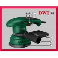 Ponceuse Excentrique PRO 150mm vitesse réglable 380 Watt – Outils Électriques DWT Swiss AG / EX03-150V