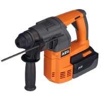 AEG – BBH 24 NICD – Perforateur Burineur Sans Fil / Batterie – 24 V – SDS-Plus