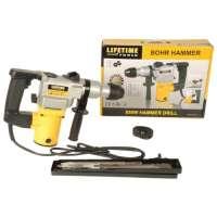 Lifetime Tools – 76068 – Marteau Perforateur burineur – 850 W