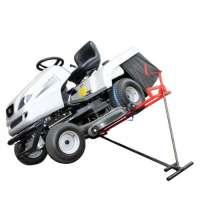 Lève autoportée tracteur tondeuse latéral à Vis – 410 kg – Arceau Anti-Basculement