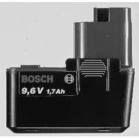 Bosch – Batterie plate 9.6V / 2.0 Ah – GW (Import Allemagne)