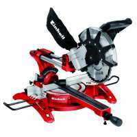 Einhell TH-SM 2534 Dual Scie à onglet radiale