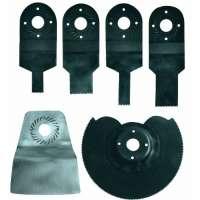 Einhell 4465010 Set d'accessoires pour outil multifonctions 6 pièces (Import Allemagne)