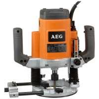AEG – OF 2050 E Orange – Défonceuse Electrique – 2050 W – Coupe 60 mm