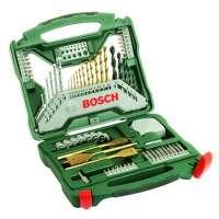 Bosch – 2607019329 – Coffret X-Line titane de 70 pièces  – Accessoires