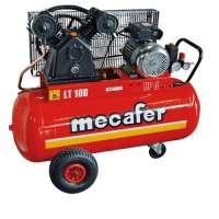 Mecafer 425316 Compresseur 100 L 3 hp v fonte
