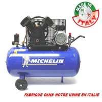 Compresseur Michelin 100 litres 3 Cv-10 Bars