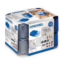 Dremel 722 Set d'accessoires modulaire 165 pièces
