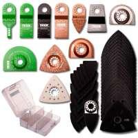 CEL AP10 Kit d'accessoires pour outils multifonction oscillant