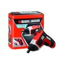 Black & Decker KC460LN Tournevis compact Lithium 3,6 V